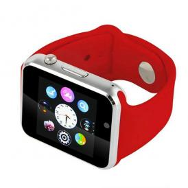 Smart watch A1 mẫu Iwatch Apple - Đỏ